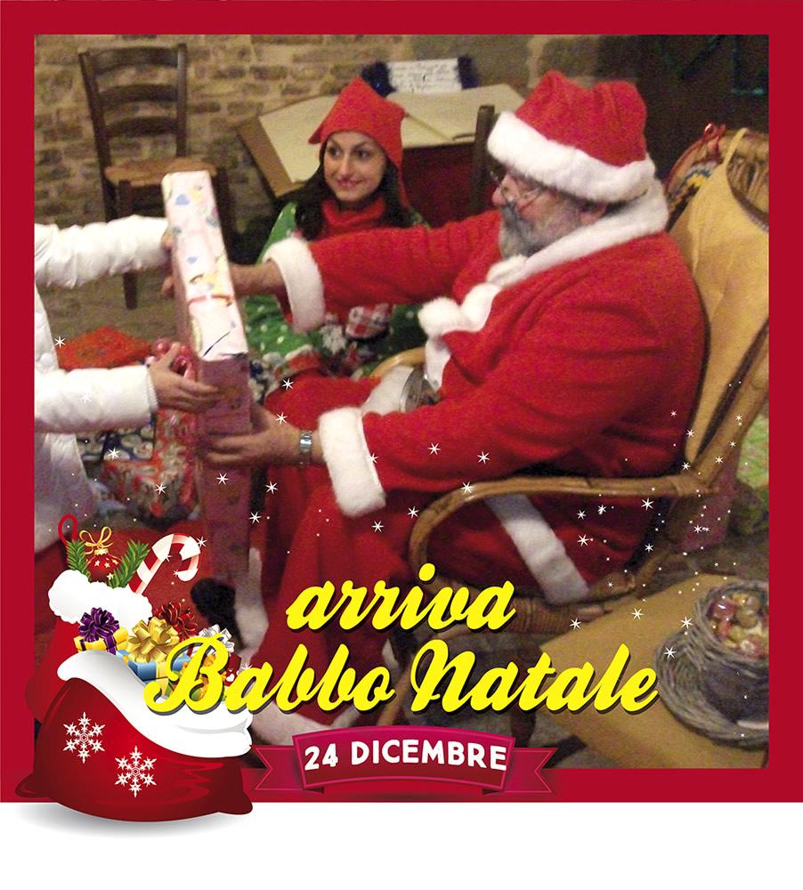 Benvenuti Nel Sito Di Babbo Natale.Magico Mondo Di Babbo Natale Pergola Pesaro Urbino Marche